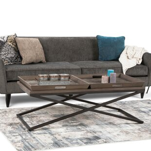 Deals SunPrairie Coffee Table by Williston Forge Reviews (2019) & Buyer's Guide
