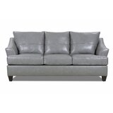 American Heritage Leather Sofa Wayfair
