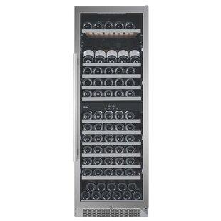 141 Bottle Dual Zone Built-In Wine Cellar by Avallon