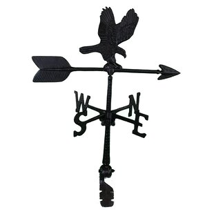 Eagle Weathervane By Montague Metal Products Inc.