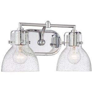 Dolan 2-Light Vanity Light
