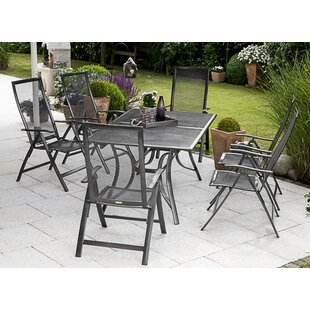 Kenison 6 Seater Dining Set By Sol 72 Outdoor