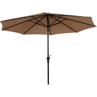 Auro Furniture 9' Lighted Umbrella