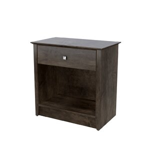 Metropolitan 1 Drawer Nightstand