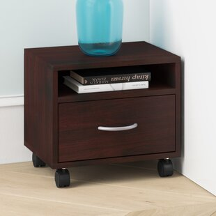 Ebern Designs Acantha 1 Drawer Lateral File
