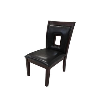 Amall Upholstered Dining Chair (Set of 2) by Ebern Designs SKU:CA327281 Price Compare