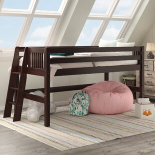 Comparison Isabelle Twin Low Loft Bed by Viv + Rae Reviews (2019) & Buyer's Guide