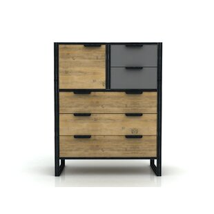 Enola 5 Drawer Combi Chest By Laurel Foundry