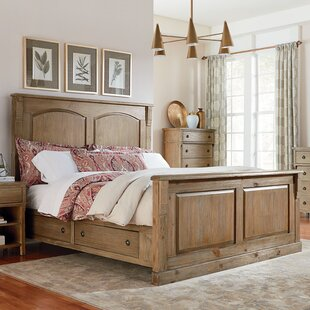 Lark Manor Grimaud Storage Panel Bed