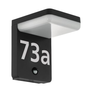 Dunbarton LED Outdoor Flush Mount With PIR Sensor By Sol 72 Outdoor