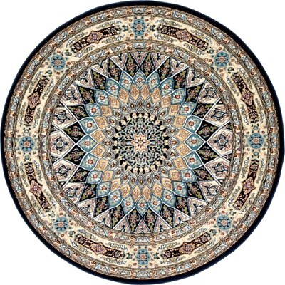 Navy Round Area Rugs You Ll Love In 2019 Wayfair