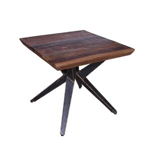 Josephine End Table by Union Rustic