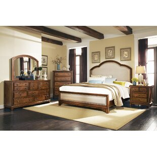 One Allium Way Queener Panel Bed