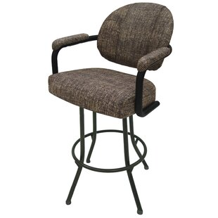Cheney 35 Bar Stool by 17 Stories