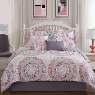 Parma 7-Piece Reversible Comforter Set