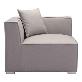 Eklund Patio Chair with Cushion