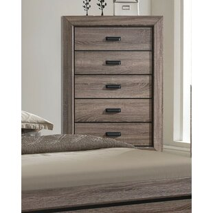Gianna 5 Drawer Chest