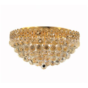 Zoila 8-Light Crystal Chandelier by House of Hampton