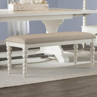Lark Manor Saguenay Upholstered Bench
