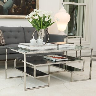 Global Views One Up Coffee Table