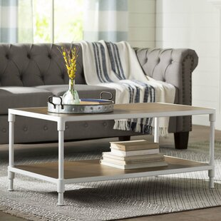 Neivial Coffee Table