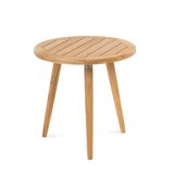 Dasilva Solid Wood Side Table