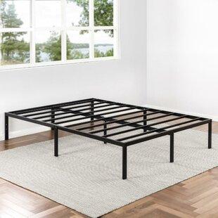 Yadira Heavy Duty Bed Frame by Alwyn Home