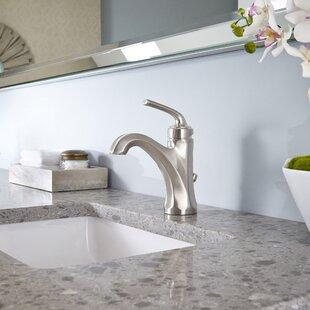 Arterra Single Hole Bathroom Faucet with Drain Assembly By Pfister