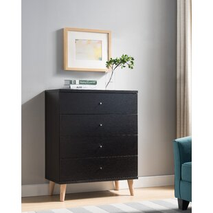 Groth 4 Drawer Chest by Wrought Studio