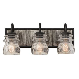 Bainbridge 3-Light Vanity Light by Kalco