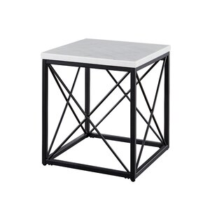 Pam End Table by Ivy Bronx