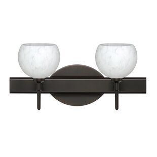 Besa Lighting Palla 2-Light Vanity Light