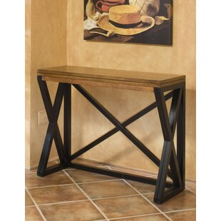 Union Rustic Tesch Expandable Dining Table