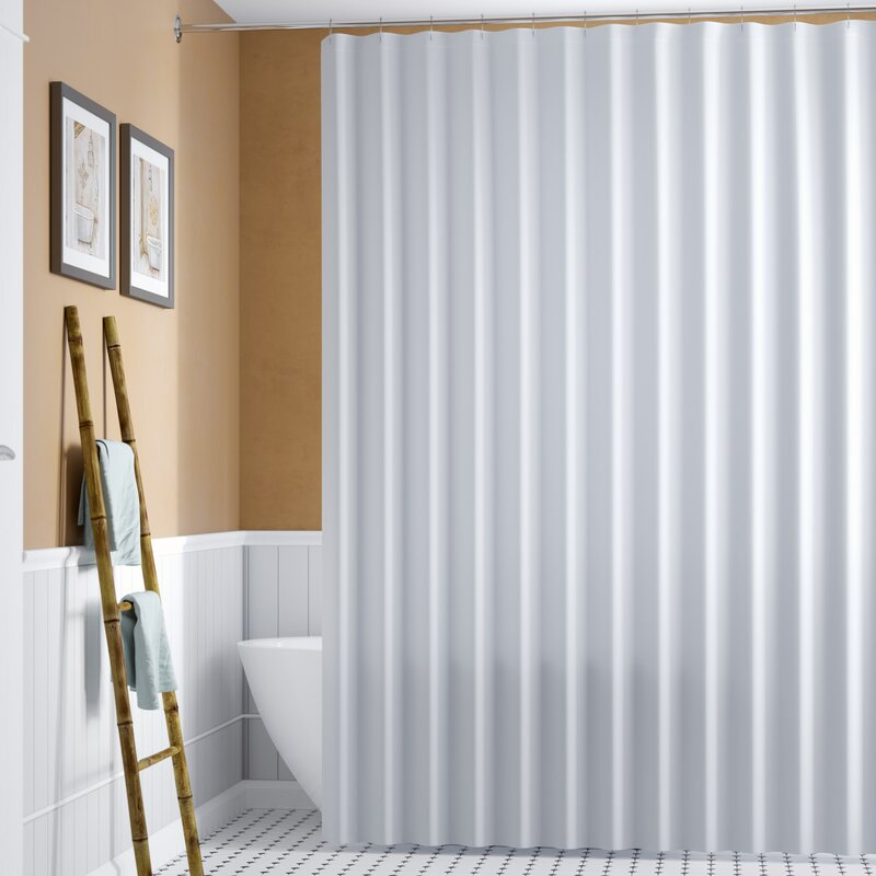 Symple Stuff Frost Shower Curtain Reviews