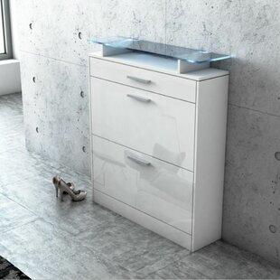 Adelle Shoe Storage Cabinet By Brayden Studio