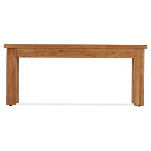 Wood Dining Bench By Brambly Cottage