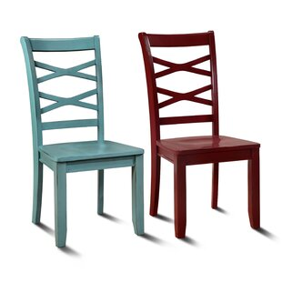 Waynesville Solid Wood Dining Chair (Set of 2)