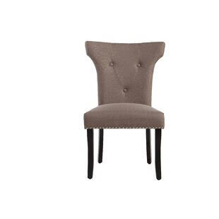 Roseta Upholstered Dining Chair by Willa Arlo Interiors Spacial Price