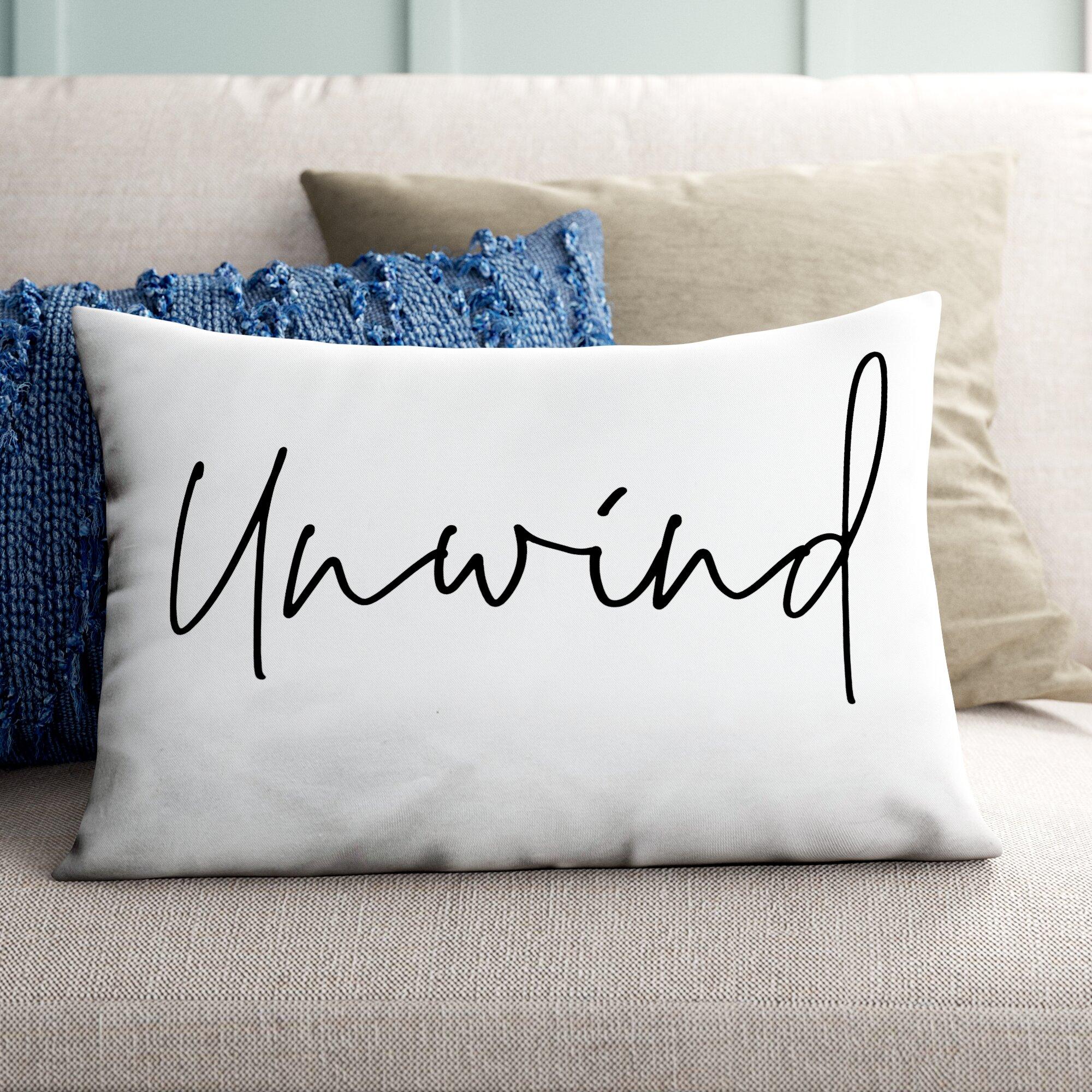 Picture of: Lumbar Pillows Wayfair