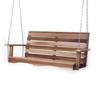 Porch Swing by All Things Cedar