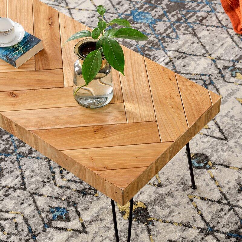 Union Rustic Alicea Coffee Table Wayfair
