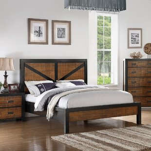 Shop For Waseca Panel Bed by Gracie Oaks Reviews (2019) & Buyer's Guide