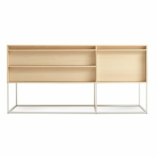 Blu Dot Rule 1 Door/2 Drawer Console
