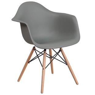 Wrought Studio Ressler Plastic Dining Chair