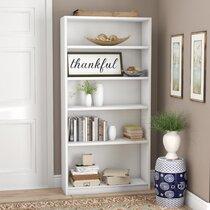 35 Inch Wide Bookcase | Wayfair