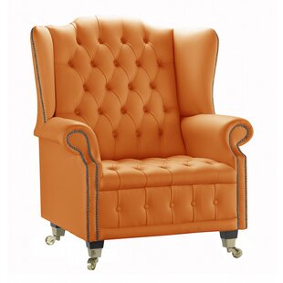 Tangires Queen Anne Wingback Chair By Rosalind Wheeler