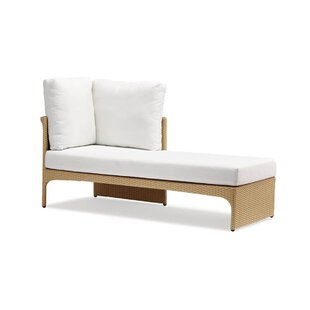 Cerise Daybed with Cushions by 100 Essentials