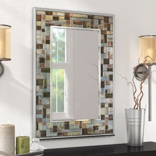 Serenity Tile Accent Wall Mirror