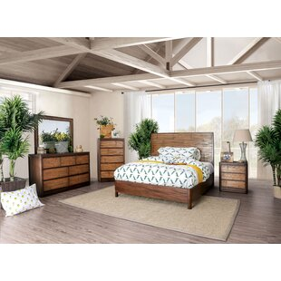 Bali Platform Configurable Bedroom Set
