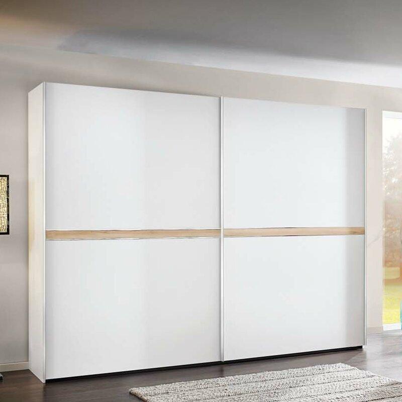 Nolte Möbel Schwebetürenschrank Deseo, 223 cm H x 320 cm B x 69 cm T ...
